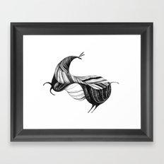 donkey Framed Art Print