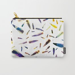 tulip petal print Carry-All Pouch