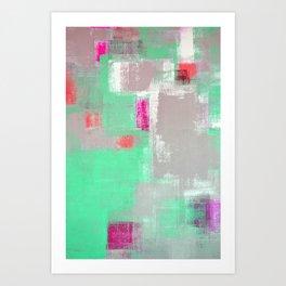 Toppings Art Print