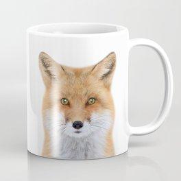 Fox Art Coffee Mug