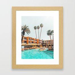 Hotel Tropicana #photography #travel Framed Art Print