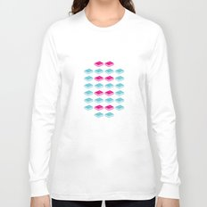 Book Infographics Long Sleeve T-shirt
