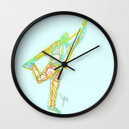 Chaotic Rob Energy Wall Clock