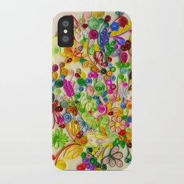 My little garden iPhone Case