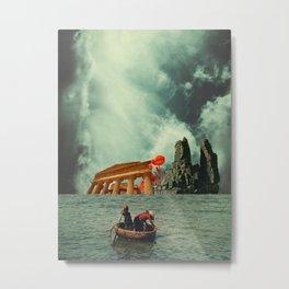 We Are All Fishermen Metal Print