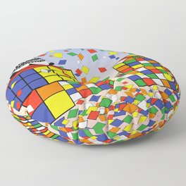 Rubix Panda Floor Pillow