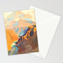 Romantic America 1913 - The Grand Canyon Stationery Cards
