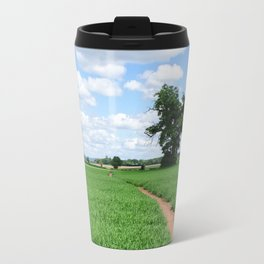 Herefordshire Countryside Travel Mug