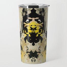 Rorschach Scorpion (MKX Version) | Textured Travel Mug