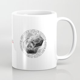 Castellum - Forever, in Pieces Coffee Mug