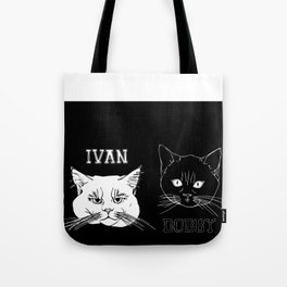 Ivan and Dobby Collegiate Inverse Tote Bag