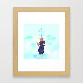 Kingdom Hearts - The Final World Framed Art Print