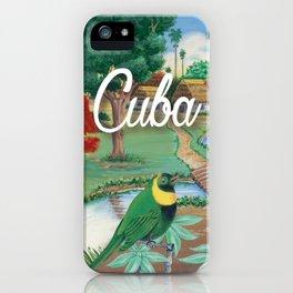 Cuba Scenery 2 iPhone Case