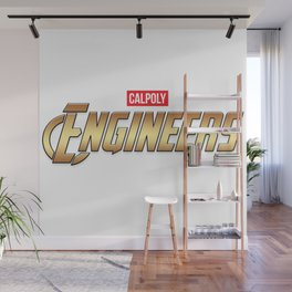 Cal Poly Engineer (Engineers) Wall Mural