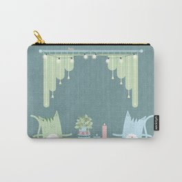 Traveling Tabbies: Namaste Carry-All Pouch