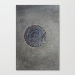A small planet no. 14 Canvas Print