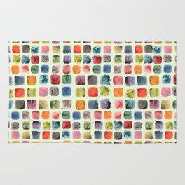 Colors in Suspension Rug