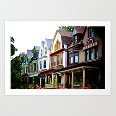 Saint Louis, USA Art Print