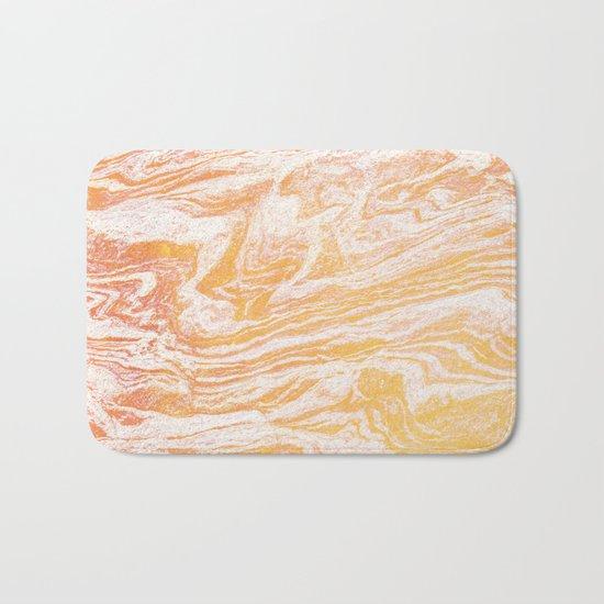 Golden Vibes #society6 #decor #buyart Bath Mat