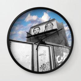 URBAN LONDON PHOTOGRAPH Wall Clock