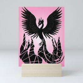 The Rise Mini Art Print