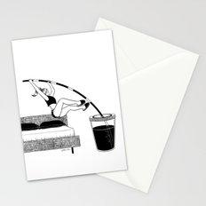 Wake up Stationery Cards