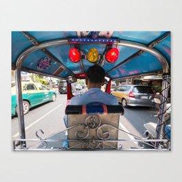 Tuk Tuk, Bangkok, Thailand Canvas Print