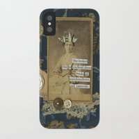 cartoons iPhone & iPod Cases featuring marshmallows and cartoons by jotjoy