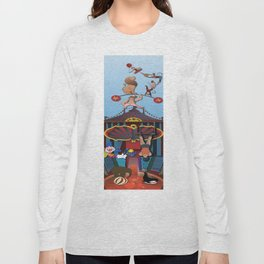 A Circus Story Long Sleeve T-shirt