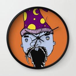 Whizard Wall Clock