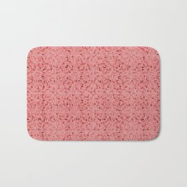 Ostario (Red) Bath Mat