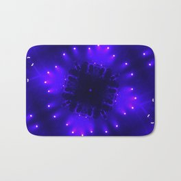 Diamond Lights Bath Mat