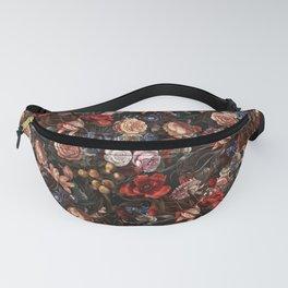 Vintage Summer Floral Fanny Pack