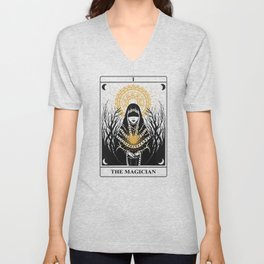 The Magician Unisex V-Neck