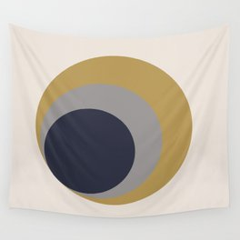 Nested Circles Wall Tapestry