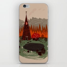 For Me Not For You iPhone Skin