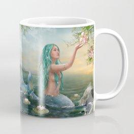 Marine Mermaid Coffee Mug