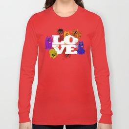 LOVE CATS Long Sleeve T-shirt