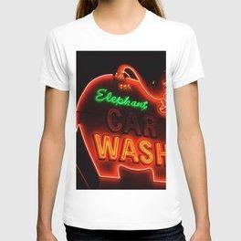 Elephant Car Wash T-shirt