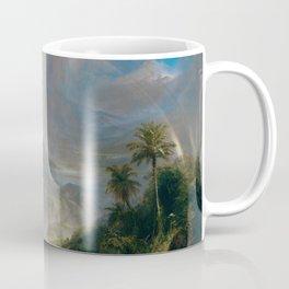 Rainy Season in the Tropics by Frederic Edwin Church Coffee Mug