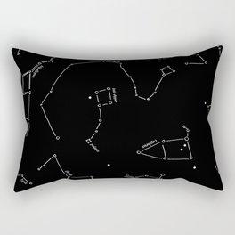 Little Dipper Rectangular Pillow