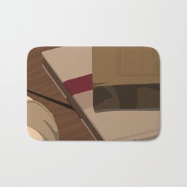 Paper Cuts Bath Mat