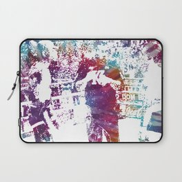 Stare Down Laptop Sleeve