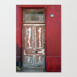 Door #511 Canvas Print