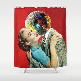Discothèque Shower Curtain