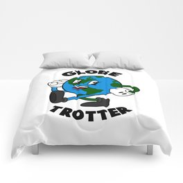 Globe Trotter Comforters