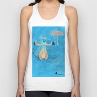 mary poppins Tank Tops featuring Mary Poppins by fedralita