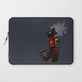 Gas Jockey Laptop Sleeve