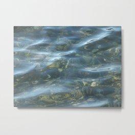 Tefnut - Water Goddess Metal Print