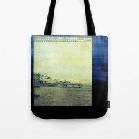 bridge Tote Bags featuring Bridge by Neelie